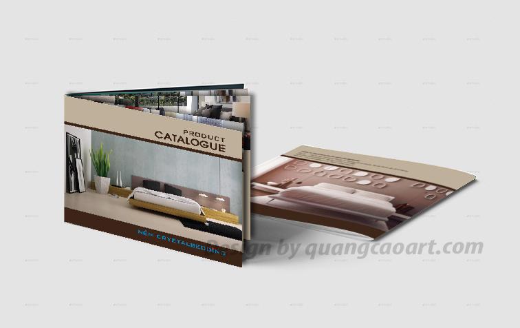 Thiết kế catalogue tại bình dương