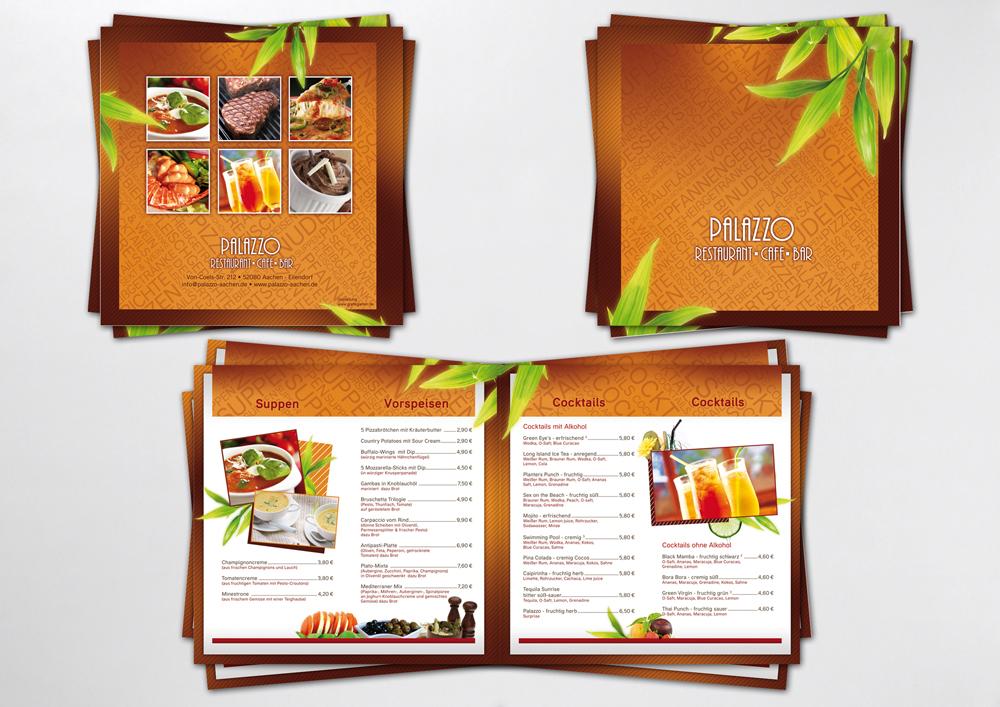 Thiết kế menu tại bình dương