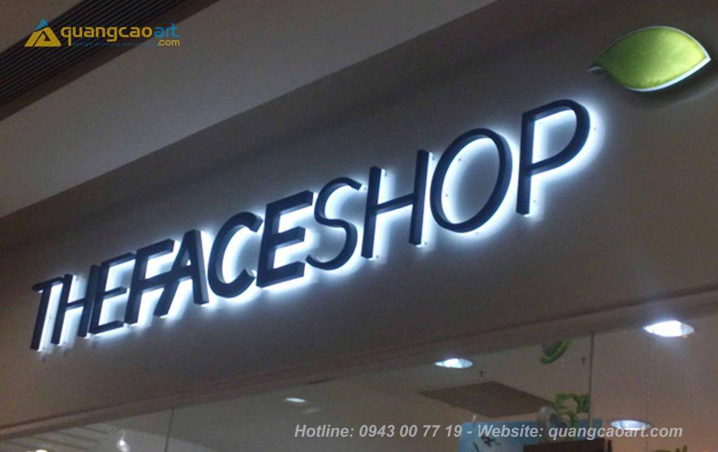 giá làm bảng quảng cáo led, làm bảng hiệu đèn led giá rẻ