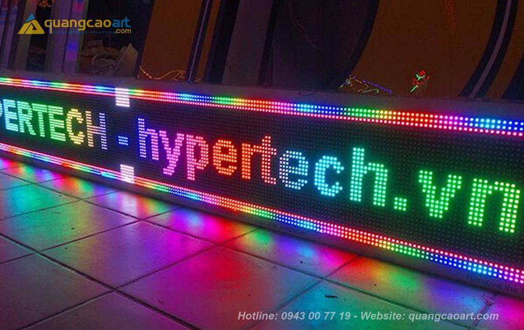 mẫu bảng hiệu đèn led đẹp, mẫu biển hiệu đèn led giá rẻ